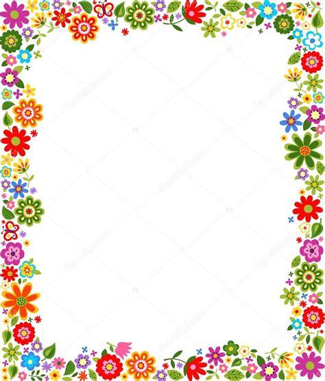 pattern frame illustrator floral pattern border frame stock vector 169 pauljune