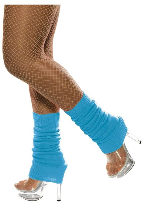 80s Leg Warmers by Neon Blue Leg Warmers 80s Costume Ideas Costumes