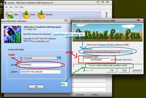 Sms Caster Version Software Sms software sms massal e marketing enterprise v3 7