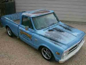 purchase used 1968 68 chevy c 10 2wd bb bed shop