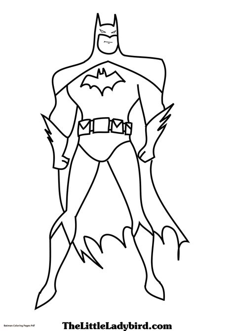 coloring book pdf free batman coloring pages pdf freecolorngpages co