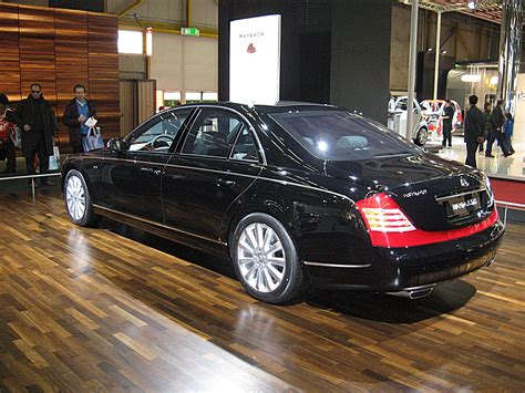 mercedes maybach 2008 2008 maybach 57 information and photos momentcar