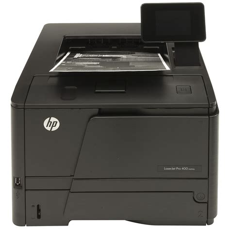 Printer Hp Pro 400 cf278a hp m401dn laserjet pro 400 monochrome laser printer