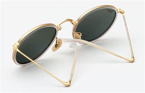 Kacamata Sungglass Rayban Aviator Folding Bisa Di Lipat inovasi kacamata lipat dari ban sooperboy