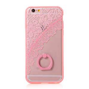 Casing Iphone 6 6s Ring Stand Luxury Motif Eiffel luxury lace finger ring kickstand holder back cover for iphone 6 6s 7 plus ebay