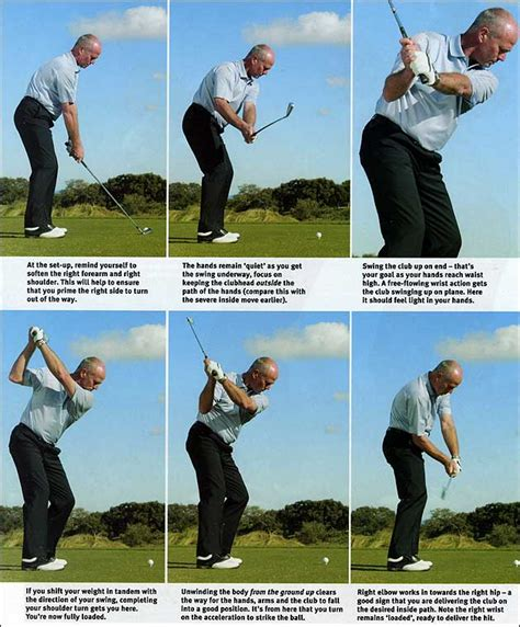 golf swing inside out if you slice read this