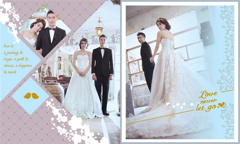Wedding Album Design For Photographers by Photo Album Design Gracona