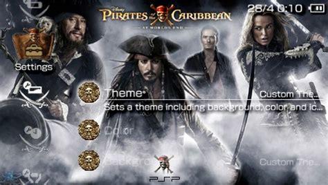theme psp disney free psp theme pirates of the caribbean psp themes download