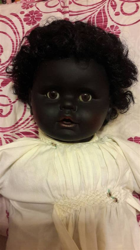 black doll 2 the vintage black baby doll by shannon cassul lover