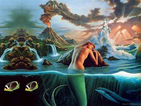 imagenes mitologicas definicion beautiful mermaid bits and pieces wallpaper 1995383