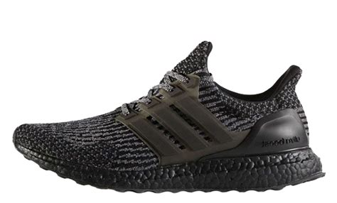 Adidas Ultra Boost 3 0 Black adidas ultra boost 3 0 black silver the sole supplier