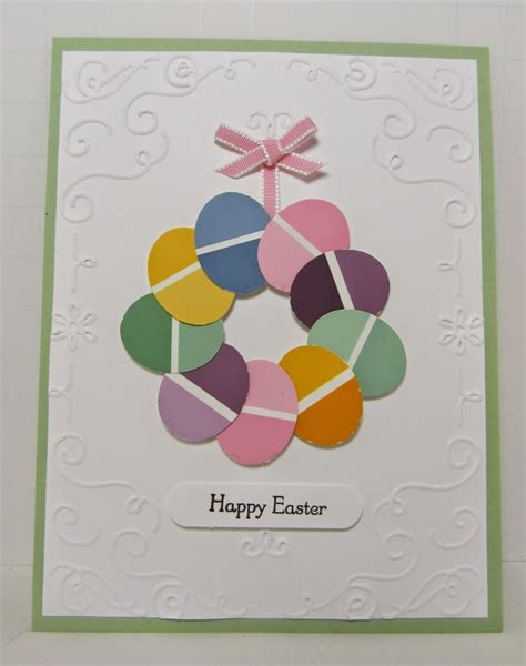 Easter Cards Handmade - 102 best ideas about easter cards on