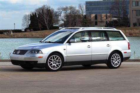 Passat W8 For Sale by 2003 Volkswagen Passat W8 Wagon 6 Speed For Sale On Bat