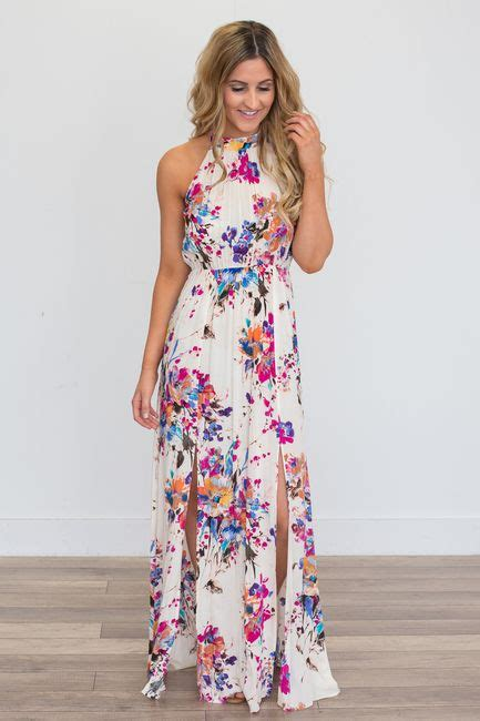 Flowery Dress Maxi best 25 maxi dresses ideas on