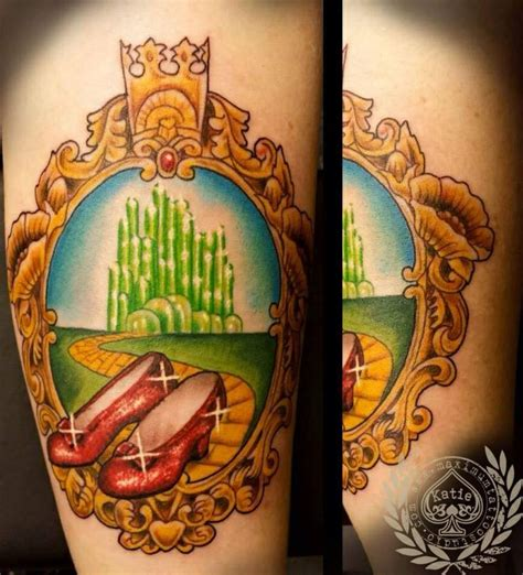 wizard of oz tattoos pin by toto on inspired