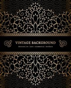 vector set of vintage luxury background design 04 welovesolo