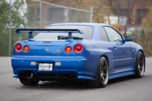 nissan skyline not gtr 1999 nissan skyline gtr r34 700hp right drive