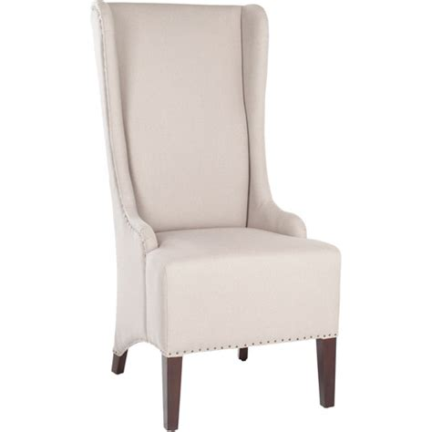 safavieh bacall dining occasional chair walmart