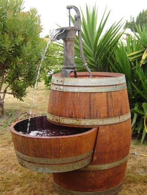 how to use old wine barrels in home decor youtube 25 brilliantly creative diy projects reusing old wine barrels
