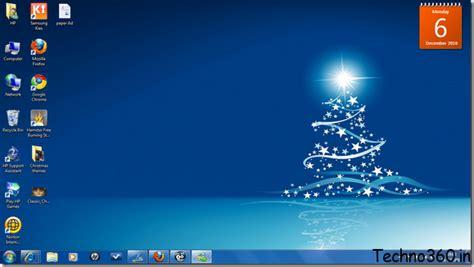 christmas themes windows 7 free download download windows 7 christmas themes