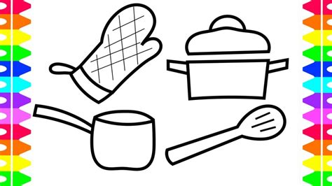 kitchen set picture to color bathroom sink coloring page kitchen in coloring pages