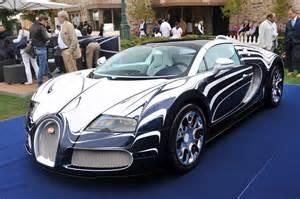 Bugatti Veyron White Gold Bugatti Veyron In White Gold 13