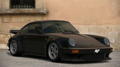 porsche blackbird 1986 ruf btr porsche 911 turbo by vertualissimo on