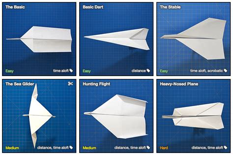 Folding Paper Airplanes Step By Step - tempeoffice crafting paper airplanes