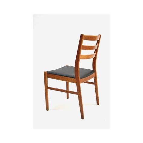 zweedse vintage stoelen set van 6 zweedse eettafel stoelen retro studio