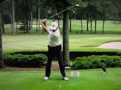 fred couples slow motion swing matt kuchar hybrid super slow motion june 2 2013