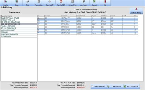 20 20 cabinet software price bidding invoice software woodworking network