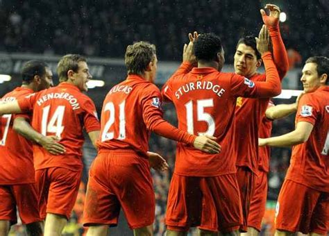 Liverpool Football Mba by Liverpool Fan Boost Through Social Content Push