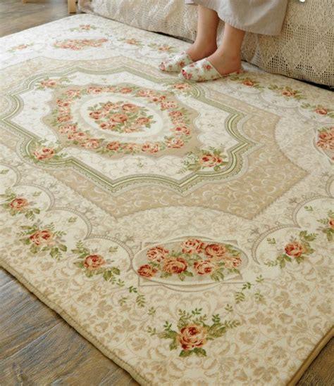 Bedroom Floor Rugs Country Floral Living Bedroom Floor