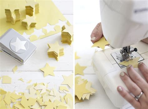 How To Make A Paper Garland - 17 best ideas about garland on wrapping
