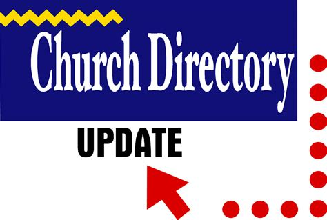 church directory online