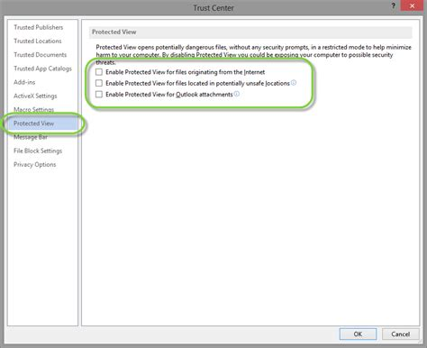 reading layout word 2013 disable reading mode and protected view in word 2013