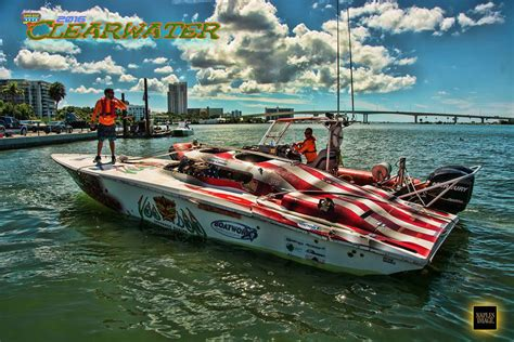 fountain offshore racing boats voodoo luck surviving an offshore race crash