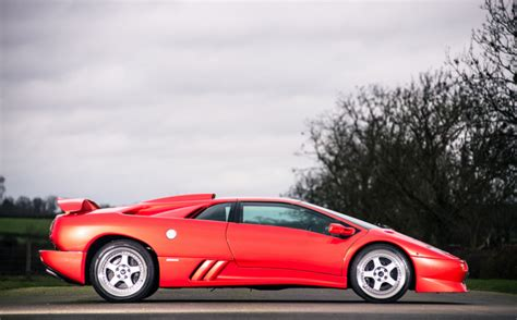 The Last Lamborghini The Last Lamborghini Diablo Sv About To Go On Sale