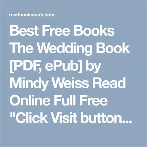 best free epub books best free books the wedding book pdf epub by
