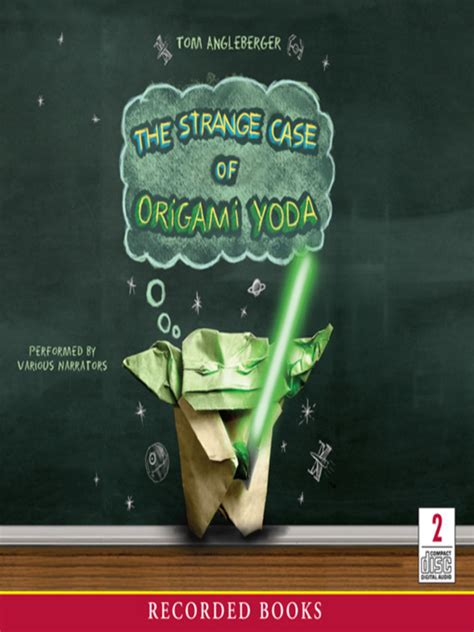 Strange Of Origami Yoda Series - the strange of origami yoda navy general library