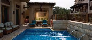 Outdoor Entertaining Area - luxury villas in dubai royal malakiya villa madinat jumeirah