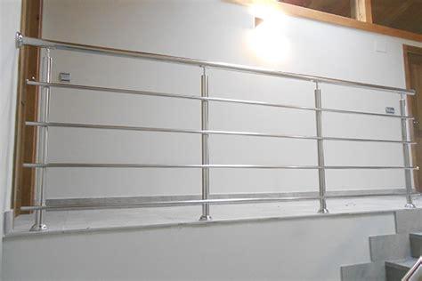 barandas interiores barandillas de acero inoxidable para escaleras interiores