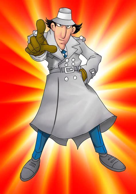 imagenes animadas inspector gadget inspector gadget es una serie de televisi 243 n de dibujos