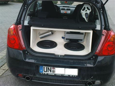 Aktiv Subwoofer Auto Unterm Sitz by Suche Quot Saund Quot Anlage D