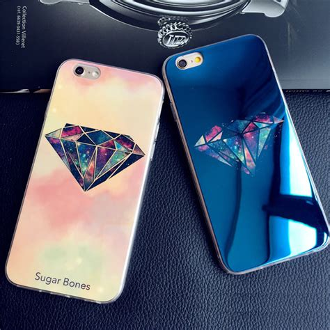 Casing Iphone 6 6s Cover Luxury Silicone luxury clear coque silicone for iphone 6 6s