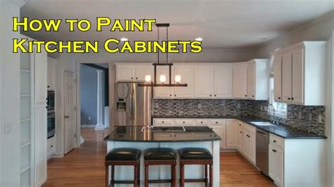 youtube how to paint kitchen cabinets how to paint kitchen cabinets with a sprayer not a brush