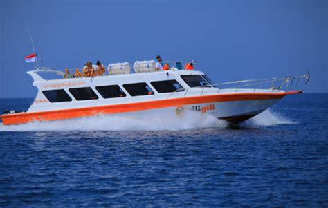 speed boat bali gili gili gili fast boat fast boat from bali to lombok bali