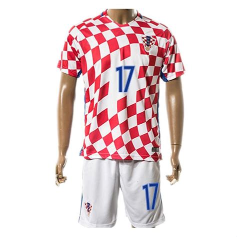 Jersey Go Croatia Home 2017 mandzukic soccer jerseys 2016 croatias shirts