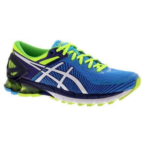 trail firness specialist running shoes asics gel kinsei