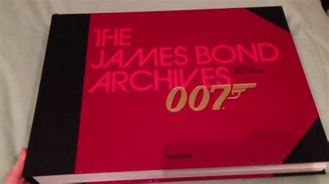 the james bond archives 3836551861 the james bond archives review youtube